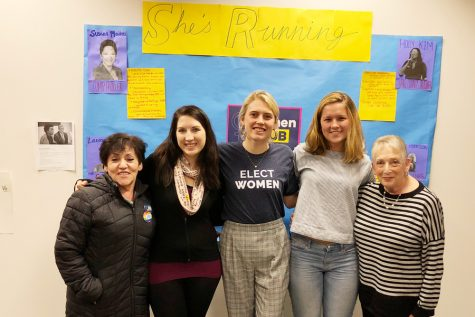 Students gain community engagement campaigning for midterm candidates