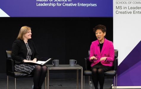 Former chairperson of the National Endowment for Arts emphasizes the importance of art