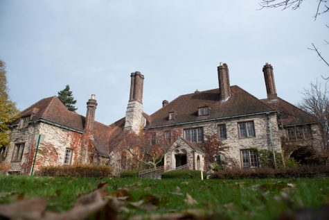 Preservation Commission approves additional findings for preservation of Harley Clarke Mansion