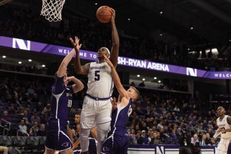 Goldsmith: There's legitimate pressure on Northwestern basketball this season