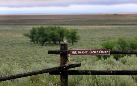 At Sand Creek Massacre commemoration, NU says it must 'continue to right wrongs'