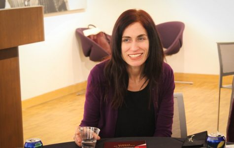 Pritzker prof urges rape law reform at One Book One Northwestern event