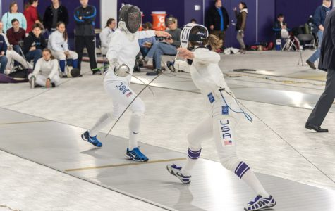 Fencing: Northwestern heads to Elite Invitational