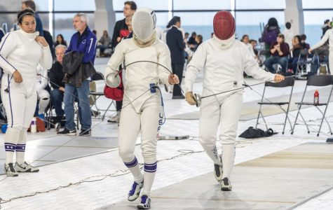 Fencing: Northwestern to begin college competition with Penn State Open