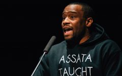 Marc Lamont-Hill talks black activism and voting third party at annual FMO event