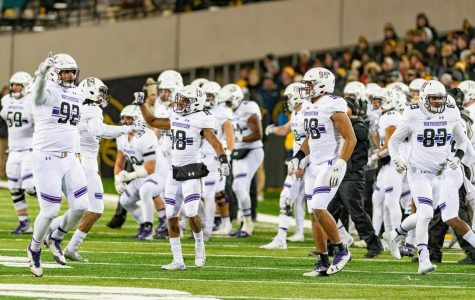 Football: Northwestern secures program-defining win at No. 21 Iowa