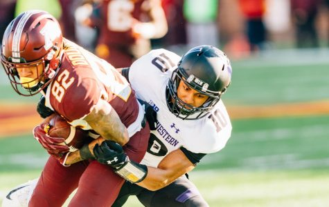 Football: Despite injuries, defense stands tall against upstart Minnesota attack