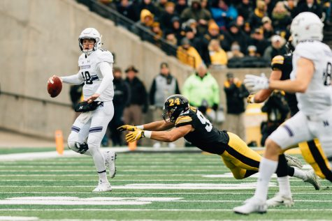 Rapid Recap: Northwestern 14, No. 21 Iowa 10