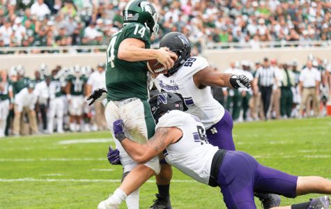 Football: Northwestern's stellar line anchors entire defense