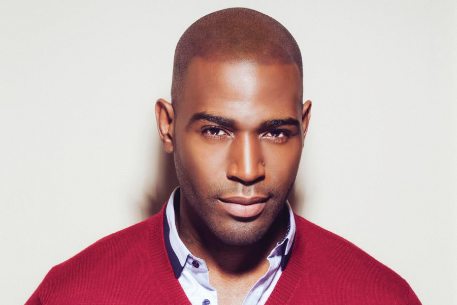 Queer Eye's Karamo Brown. Brown's event will focus on creating success from each individual's unique traits.