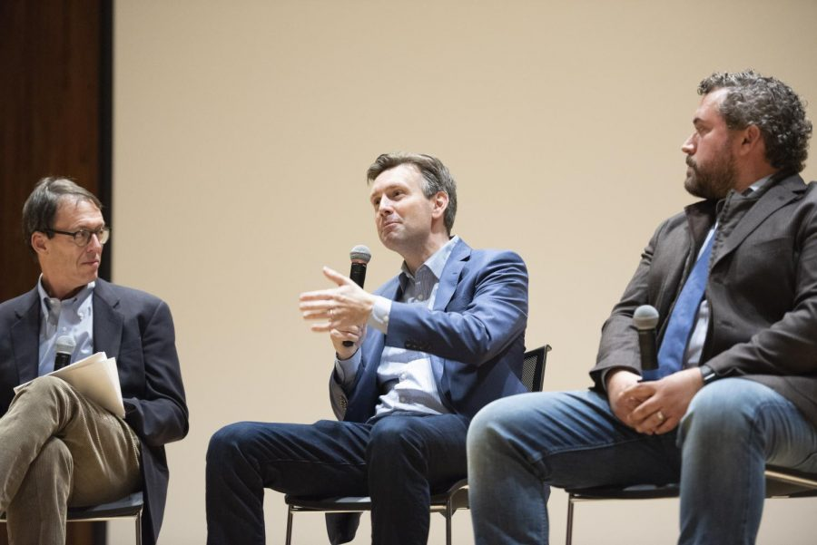 Josh Earnest and Cody Keenan recalled their time in the Obama administration, while offering advice to the future of the Democratic Party.