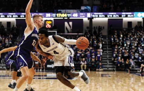 Men's Basketball: Law leads Northwestern into new era