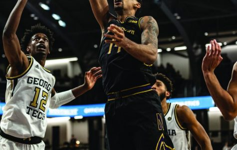 Men's Basketball: Northwestern jumps out to huge lead, holds off Georgia Tech