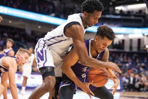 Men's Basketball: Northwestern prepares for game against American