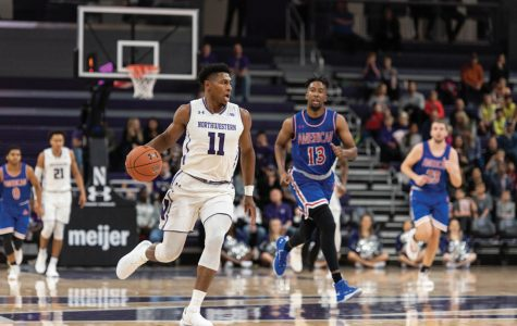 Men's Basketball: Northwestern looks for vengeance against Georgia Tech in Big Ten-ACC Challenge