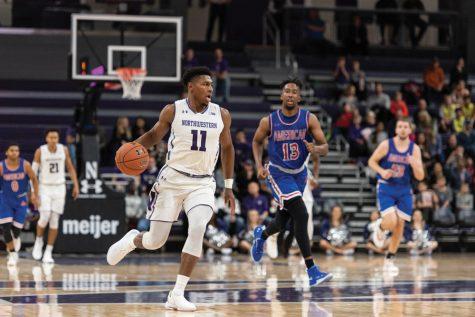 Men's Basketball: Northwestern looks for vengeance against Georgia Tech in Big Ten-ACC Challenge