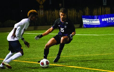 Men's Soccer: Northwestern preps for Big Ten Tournament