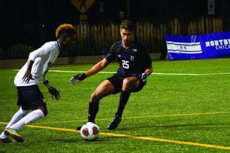 Men's Soccer: Northwestern preps for Big Ten Tournament