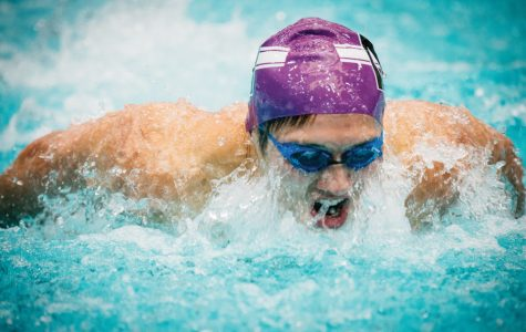 Men's Swimming: Northwestern Finishes Third in Big Al Invitational