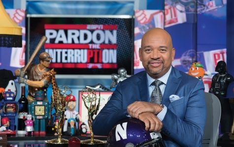 Men's Basketball: ESPN's Pardon the Interruption to tape live show before NU-Binghampton game
