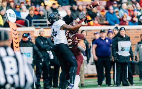 Rapid Recap: No. 22 Northwestern 24, Minnesota 14