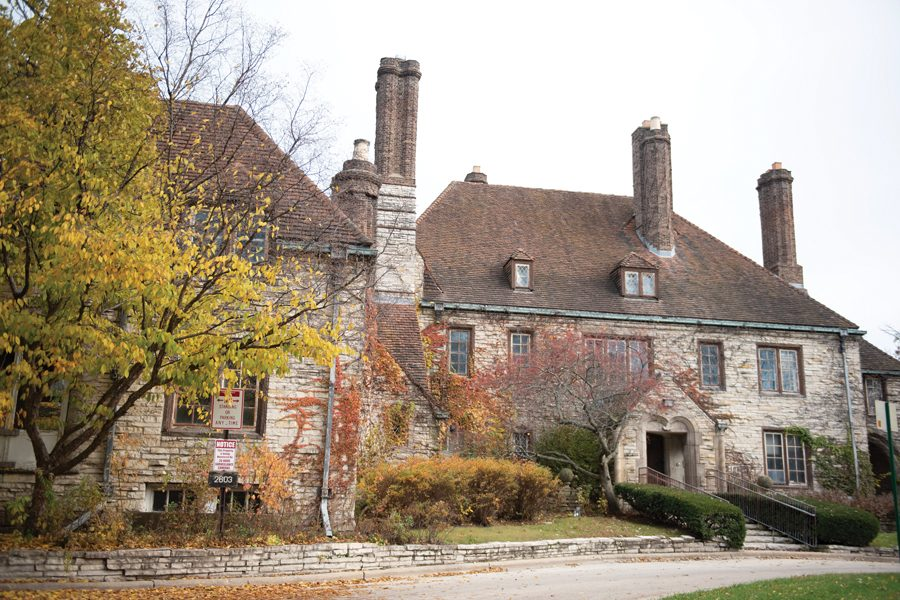 The+Harley+Clarke+Mansion.+Evanston+residents+voted+overwhelmingly+in+favor+to+preserve+the+building%2C+unsurprising+to+aldermen.+