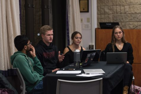 ASG Senate approves $26,000 in emergency funding for student groups