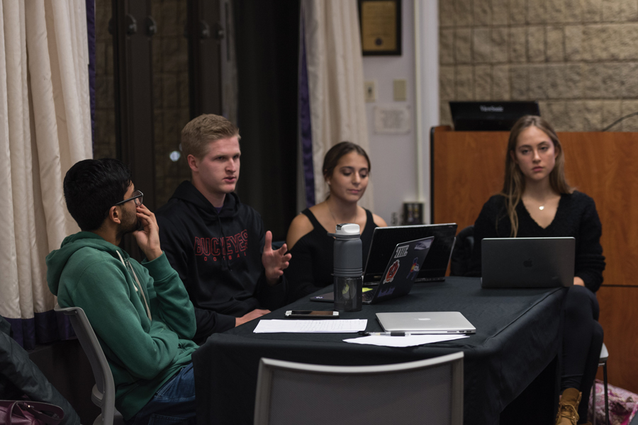 ASG's newly-formed Emergency Funding Committee made recommendations for allocation of emergency funds. Associated Student Government approved of more than $26,000 in emergency funding after student groups were affected by budget cuts.