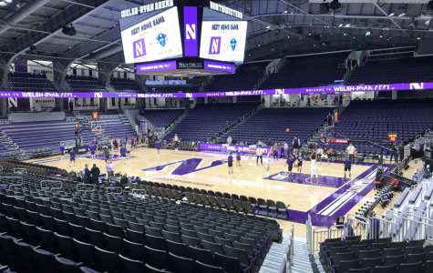 Welsh-Ryan Arena opens Friday with game, pregame ribbon-cutting