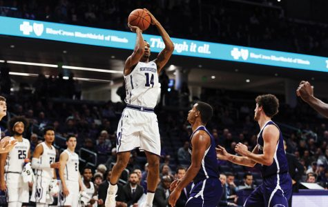 Men's Basketball: Taylor, Turner can be impact transfers for Northwestern