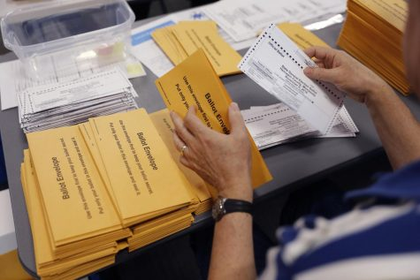 Despite strong desire to vote, some students' absentee ballots never arrived