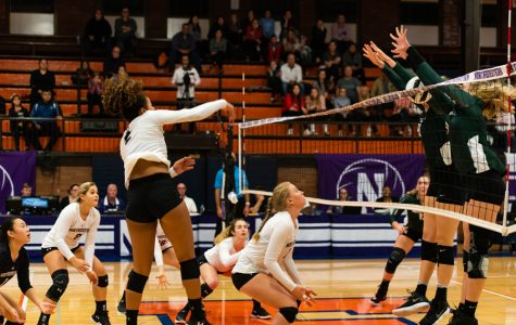 Volleyball: Northwestern to play Illinois in big midweek game Wednesday