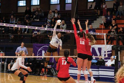 Roundtable: Writers recap 2018 Northwestern volleyball season