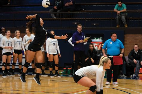 Volleyball: Northwestern loses to Penn State, beats Rutgers in first games at reopened Welsh-Ryan