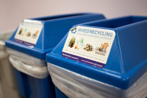 New waste management plan aims to divert 50 percent of campus waste from landfills
