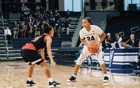 Women's Basketball: Northwestern wins exhibition against Lewis, 84-69