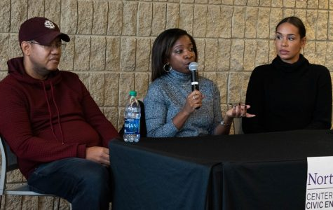 Former Obama staffers share administration experiences at panel