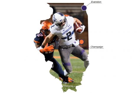 Football: In attracting in-state standouts, Northwestern blows past rival Illinois