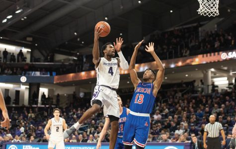 Men's Basketball: Northwestern wins fifth place game of Wooden Legacy over Utah