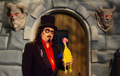 "Rich Koz celebrates 40 years of mixing horror and humor in ""Svengoolie"""