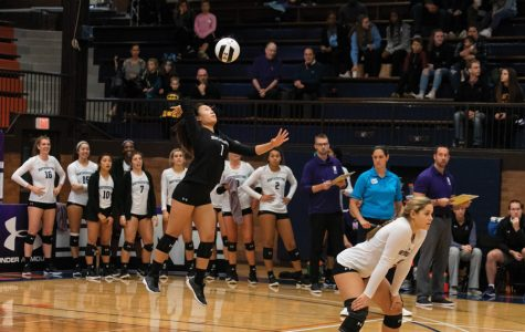 Volleyball: Northwestern fall to No. 7 Penn State for second time this season