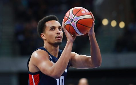 Men's Basketball: NU alum Reggie Hearn finishes standout 2018 with USA Basketball Male Athlete of the Year recognition