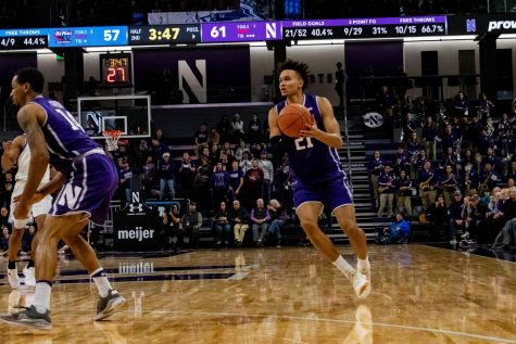 Men's Basketball: Wildcats live by the three against DePaul