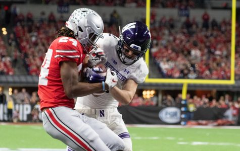 Football: Costly turnovers doom Northwestern in Big Ten Championship Game