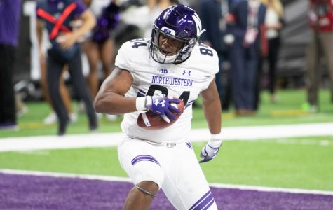 Football: Northwestern gains third quarter momentum, only to let it slip away