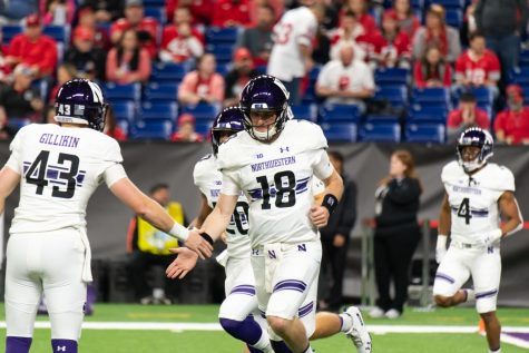 Football: Northwestern to face Utah in Holiday Bowl