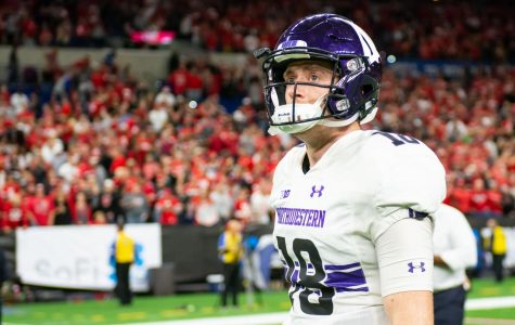 Football: Northwestern fades late after comeback attempt, falls to Ohio State 45-24 in Big Ten Championship
