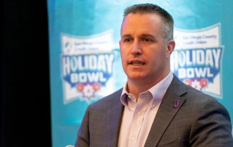 Holiday Bowl preview notebook: Fitzgerald swats down Green Bay Packers rumors; Utah quarterback situation remains unclear