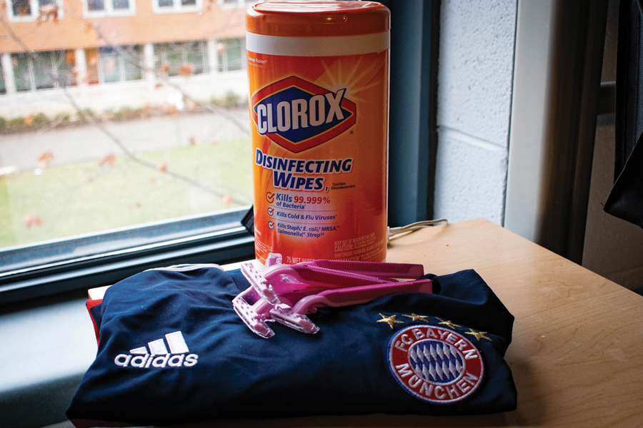 A soccer jersey, razors and Clorox wipes are some of the worst presents students received.