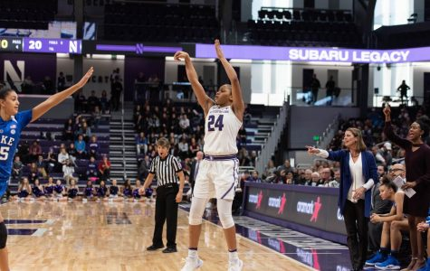 Women's Basketball: Northwestern loses to DePaul despite early double-digit lead